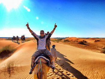 2 days sahred marrakech to zagora desert tour
