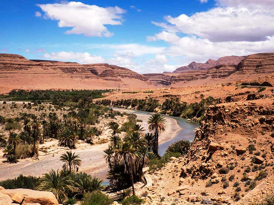 3 day shared desert trip from Marrakech to Fes