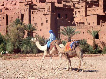 Marrakech desert tours 4 days