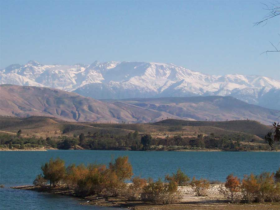 4×4 day trip to the Atlas Mountains from Marrakech