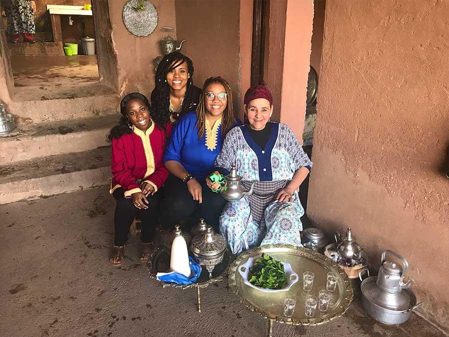 Marrakech excursion to Atlas Mountains