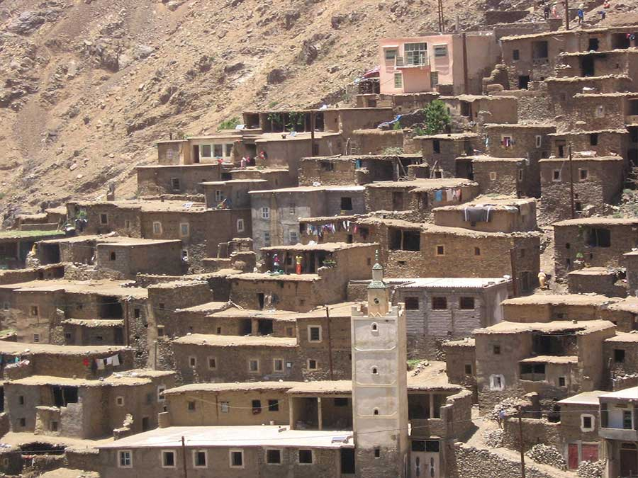 Day tour from Marrakech to the Atlas Mountains