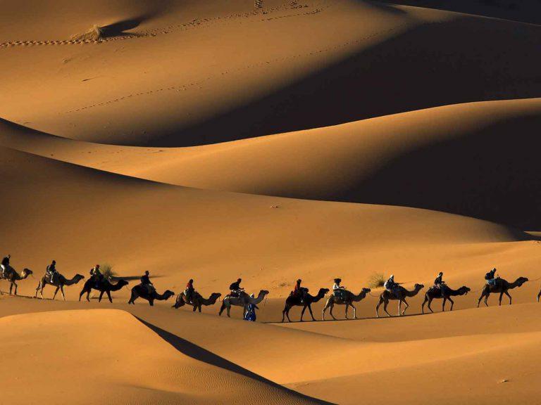 3 day Sahara desert tour from Marrakech to Merzouga