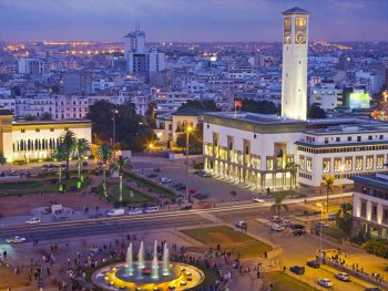 Take a day trip from Marrakech to Casablanca