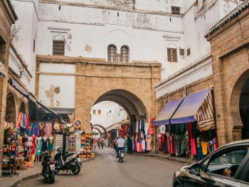 Casablanca day trip from Marrakech