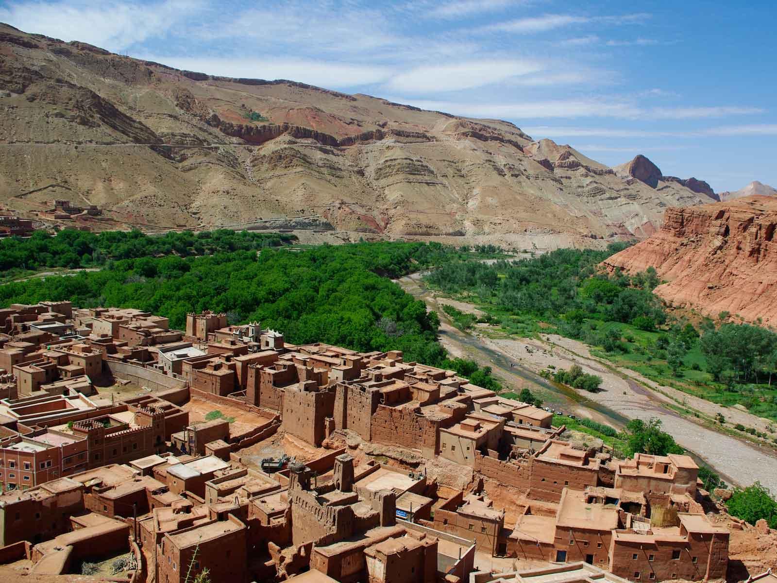 Marrakech 2 day desert tour to zagora