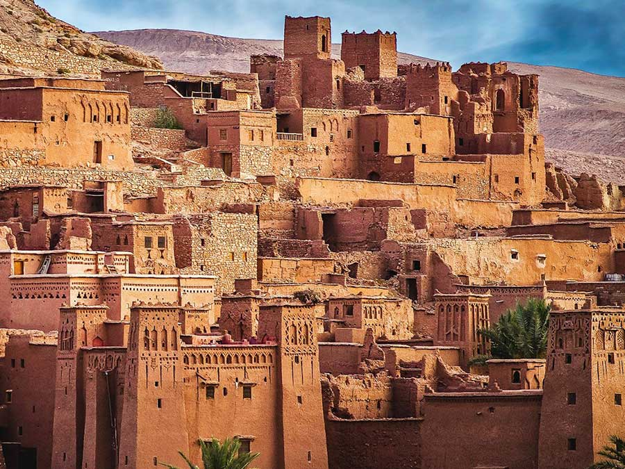 Marrakech desert tours 3 days shared tour