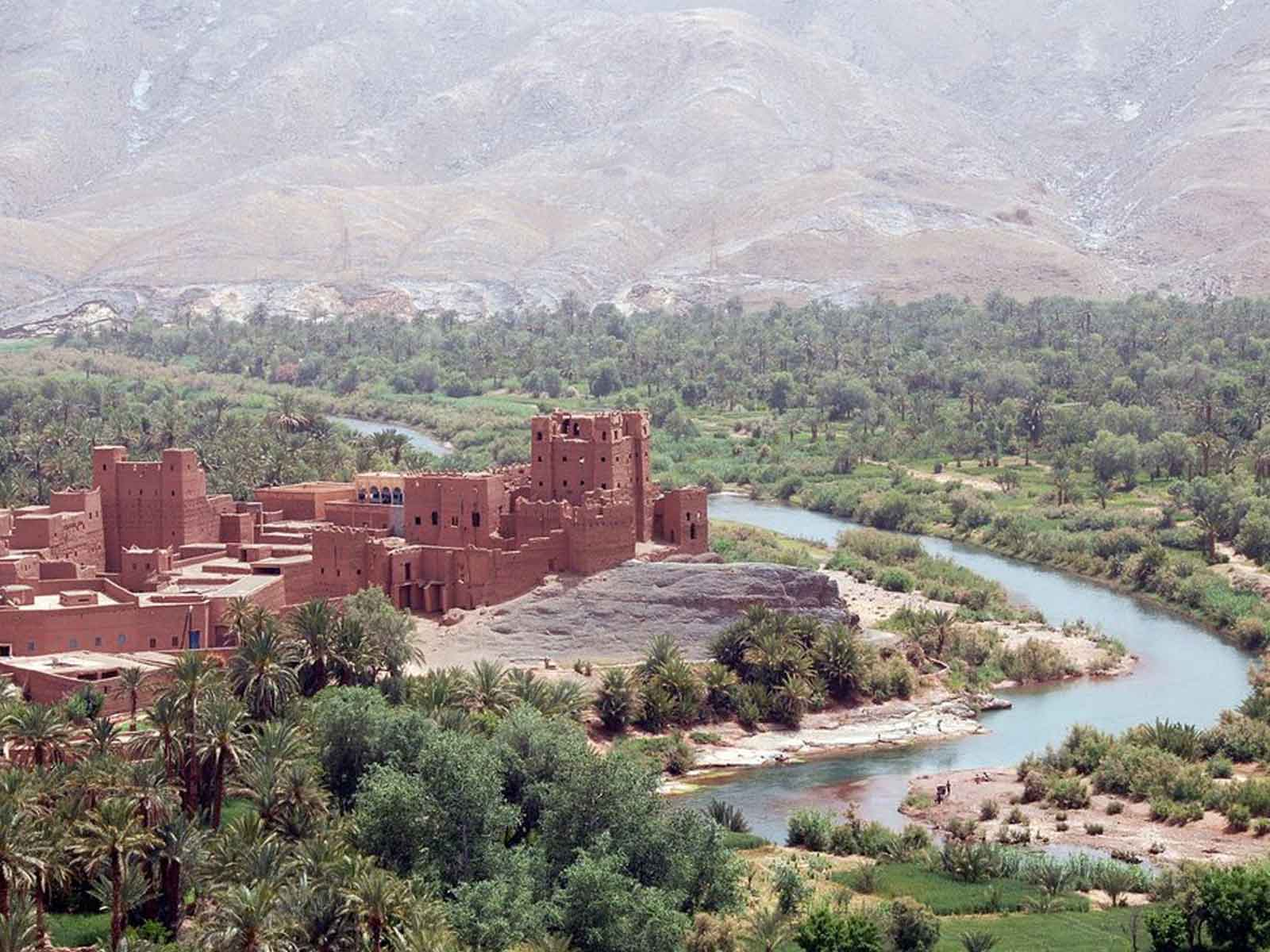 Marrakech desert trip 3 -day to Fez