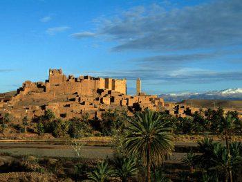 Sahara desert tour from Fes to Marrakech