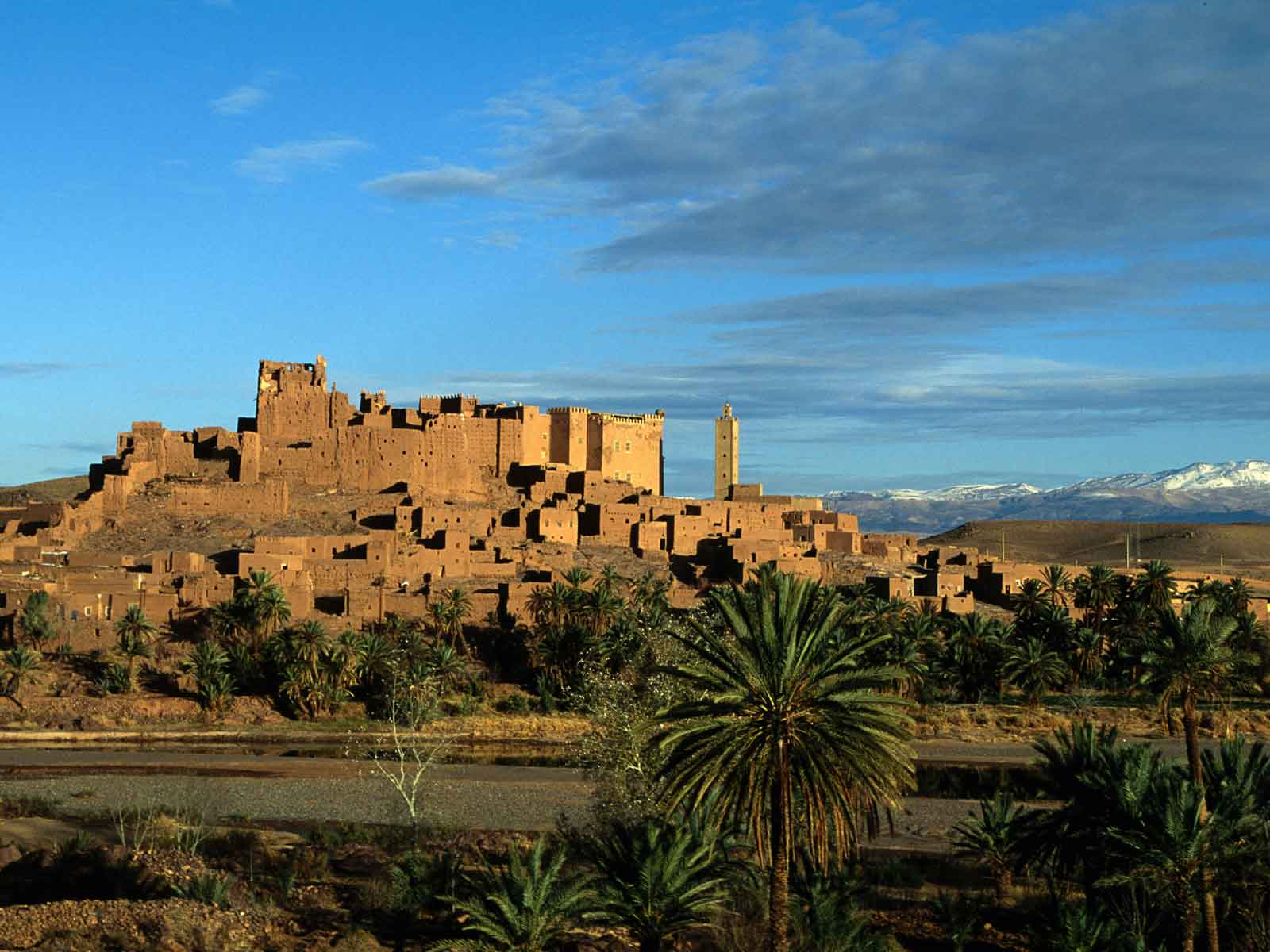 day tour from Marrakech and Kasbah Air Ben Hadou
