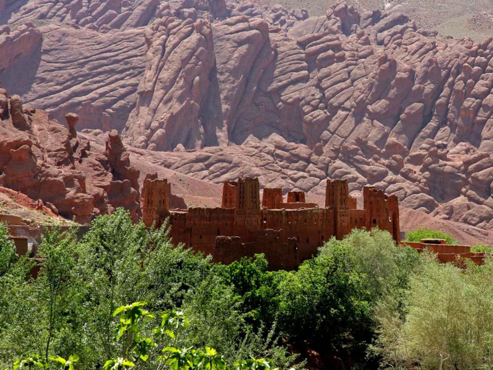 3 day Sahara desert trip from Marrakech to Fes