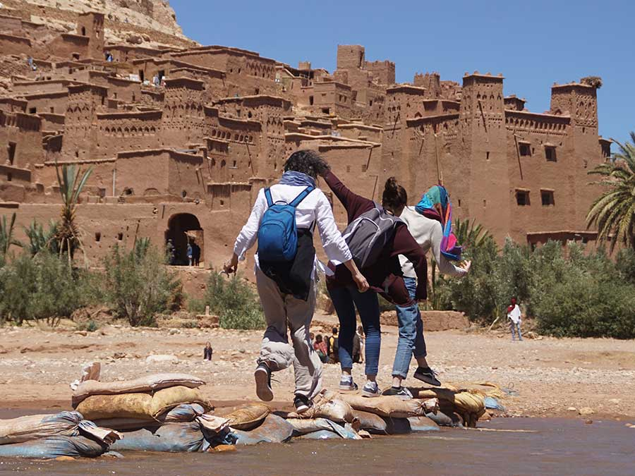 Marrakech to Fes 3 day desert tour