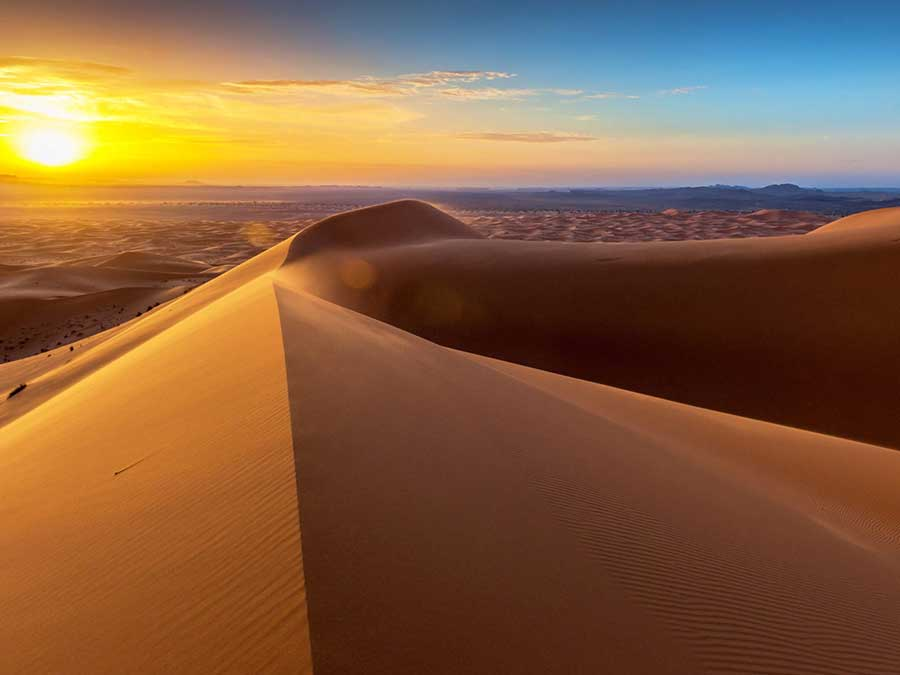 Marrakech to Merzouga 3 days shared trip