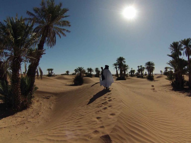 Marrakech to erg Chigaga desert tour - 4 days