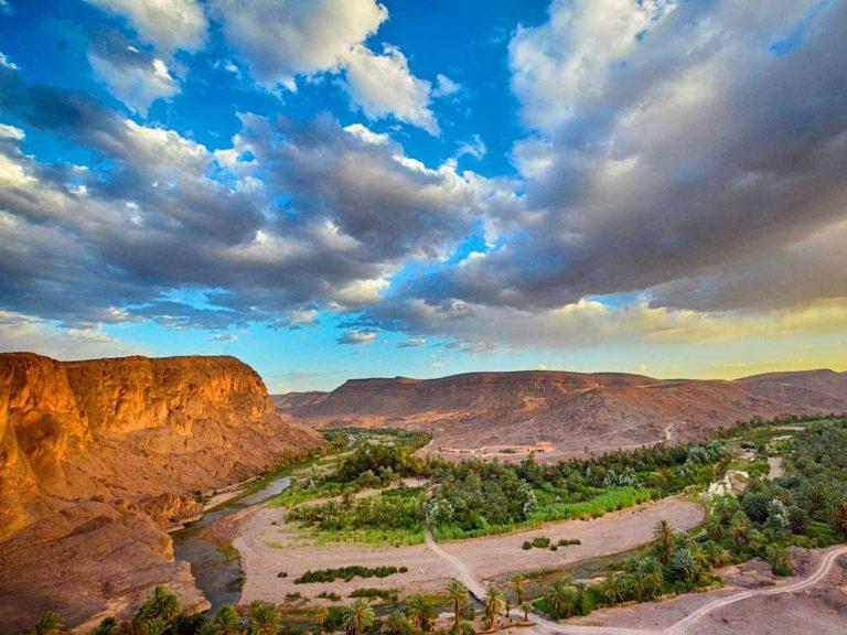 Marrakech to ouarzazate day tour