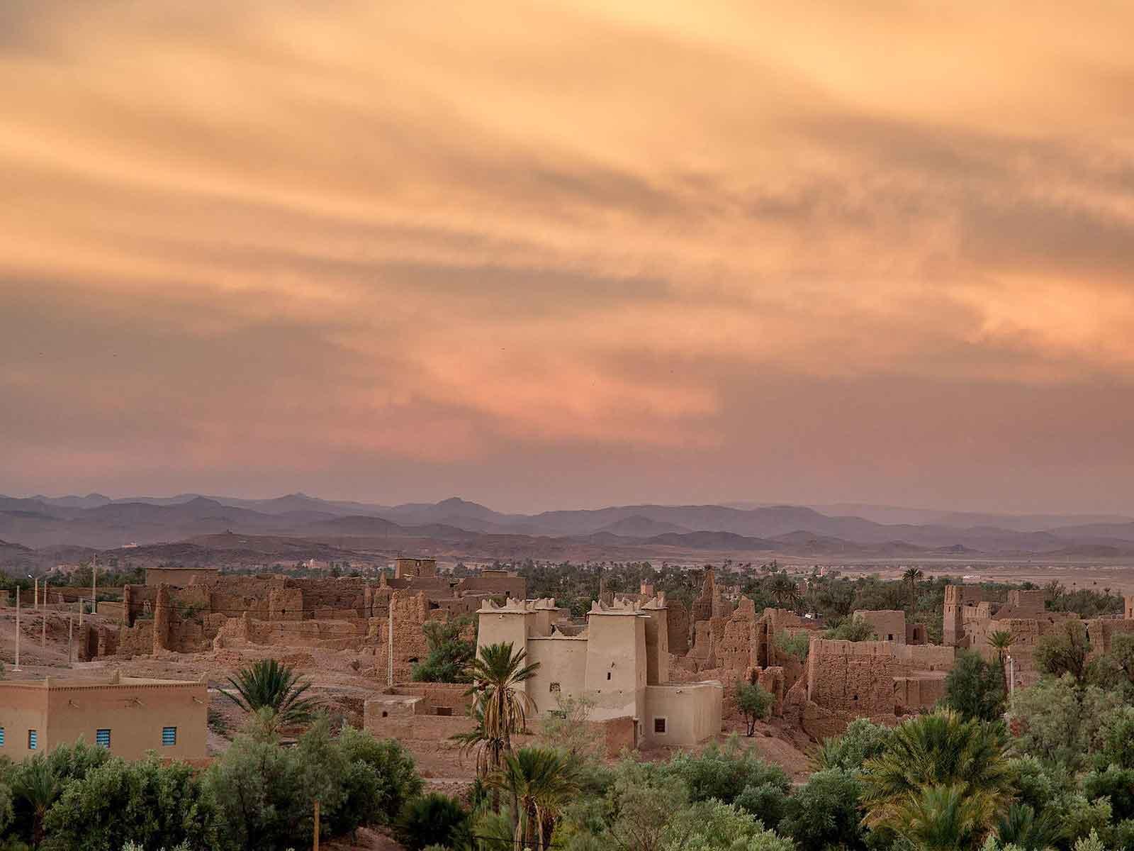 Marrakech Sahara desert trip 4 days