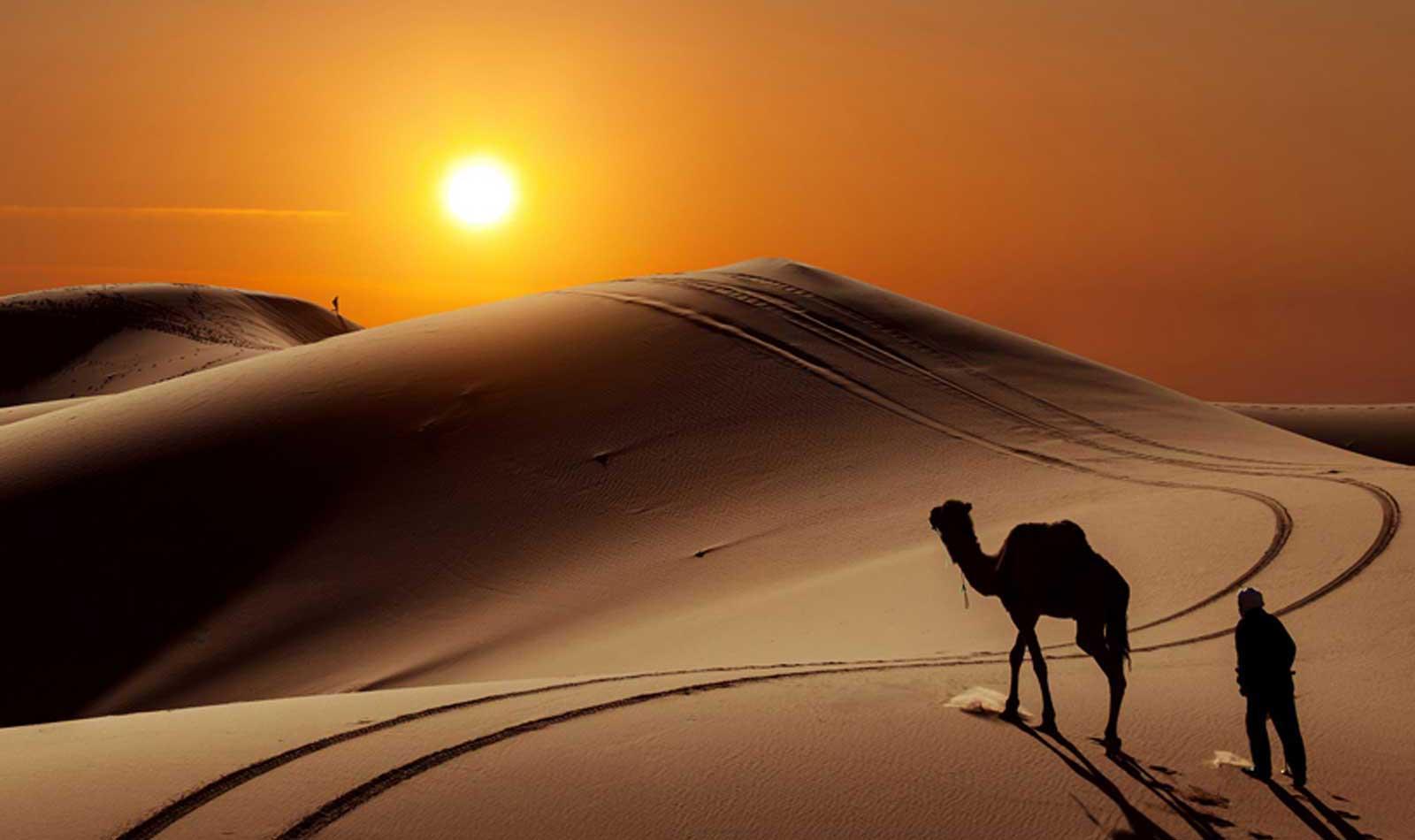 Fes Sahara tour to Marrakech - 3 days
