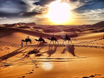 Morocco desert tour from Marrakech 4 days