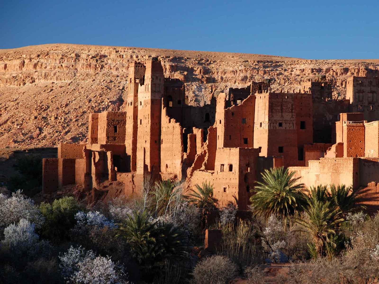 Morocco desert tour from marrakech to zagora