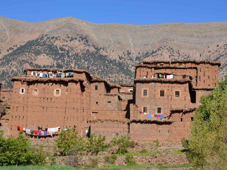 Marrakech to Ouzoud Falls da tour