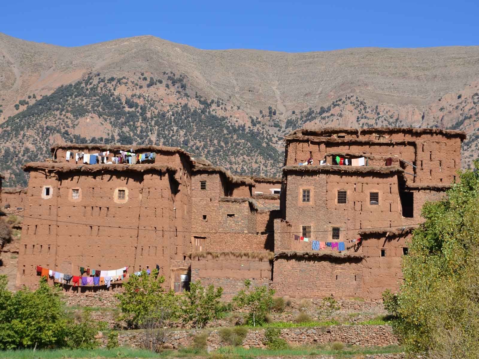 Morocco excursion day tour from marrakech to ouzoud waterfalls