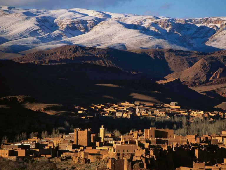 3 day trip from Fes to Marrakech via Erg Chebbi