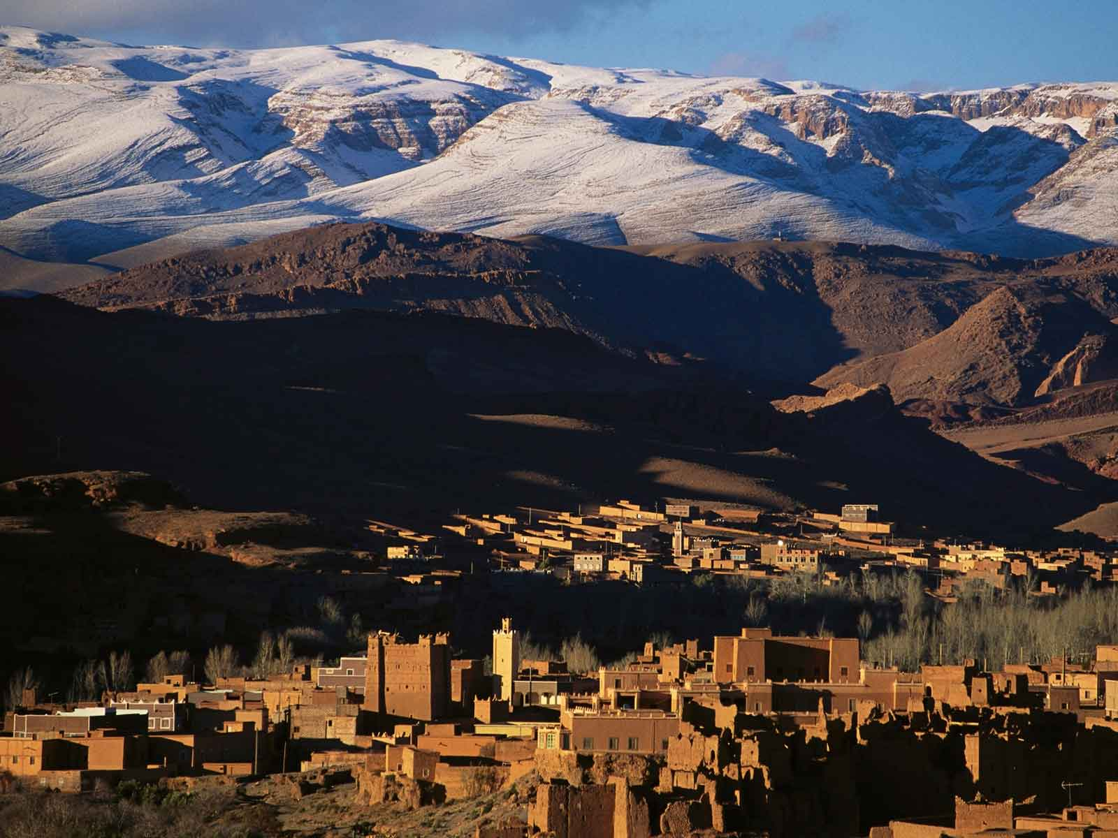Morocco Sahara desert tour from Fez to Marrakech