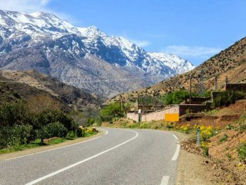 Private Marrakech to Ourika Valley day tour