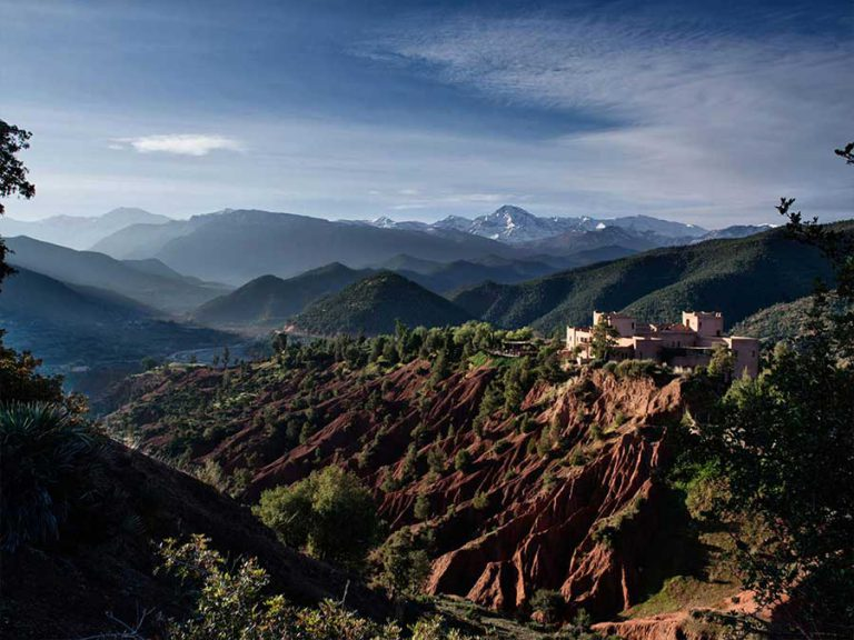 Private Marrakech to Ourika Valley tour
