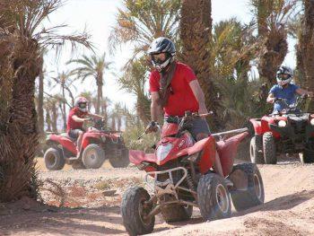 Quad bike tour Marrakech