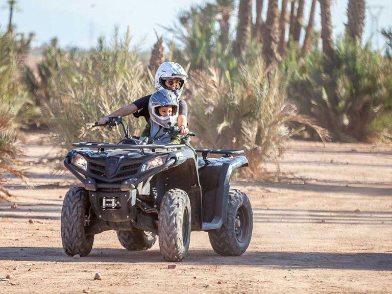 Marrakech Quad tour