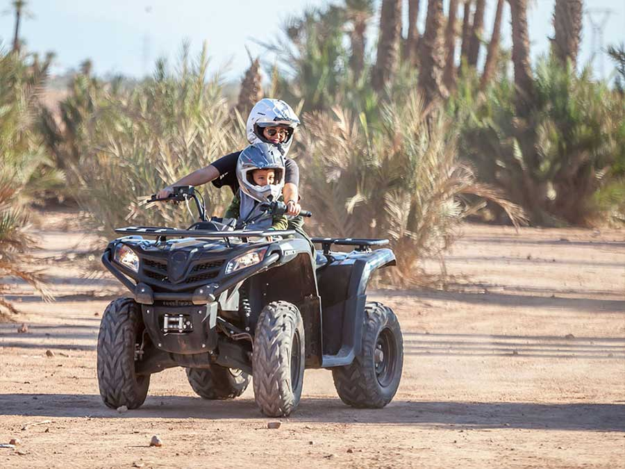 Marrakech ATV tour