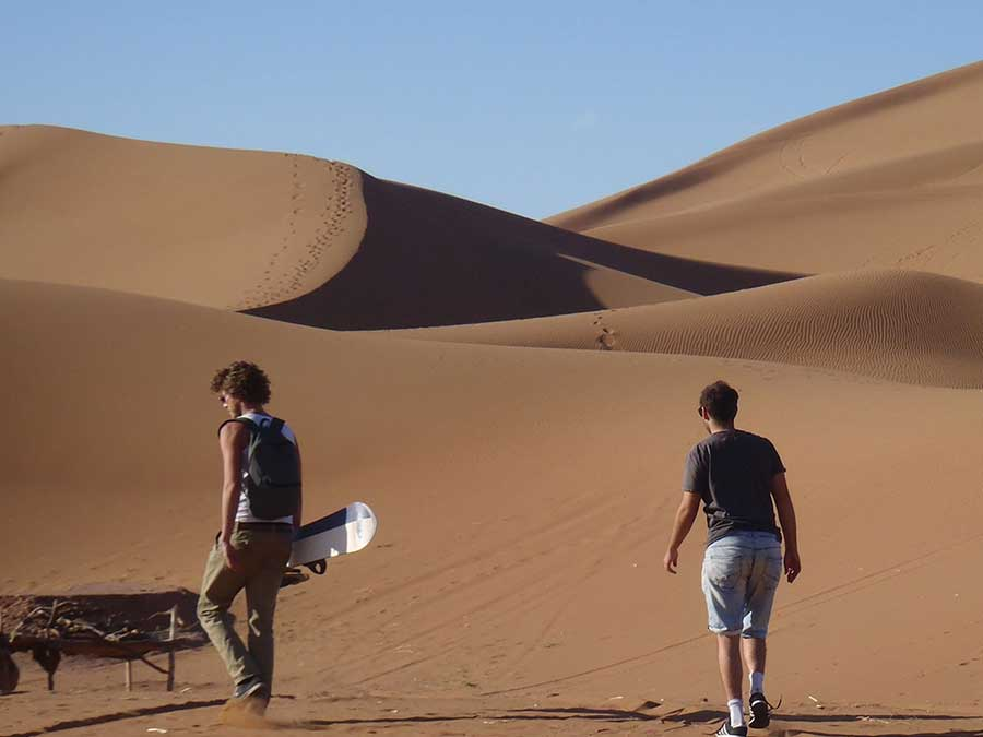 budget 3 days desert tour from Marrakech