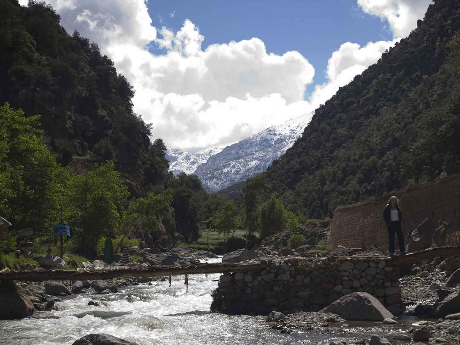 excursion Marrakech to Ourika Valley