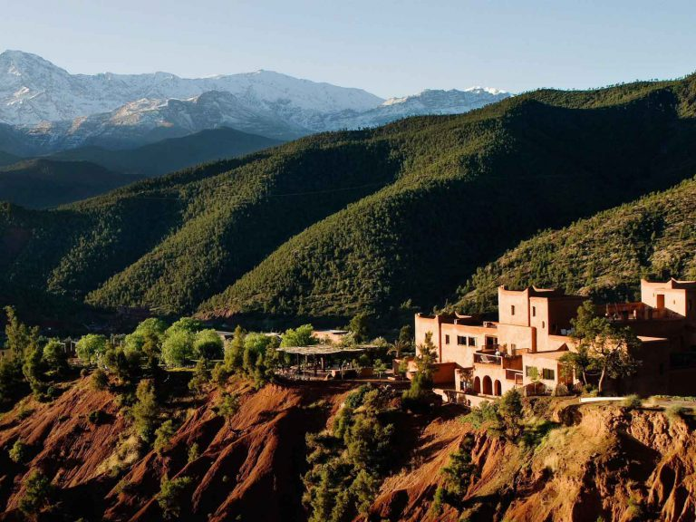 marrakech excursion to ourika valley