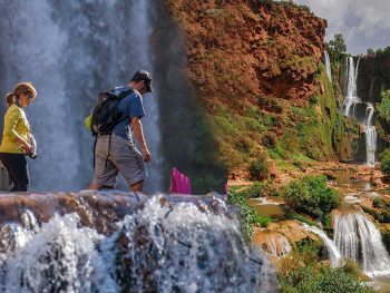 Private Full day trip to Ouzoud cascades from Marrakech