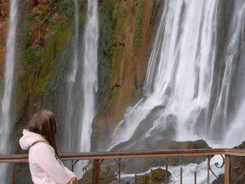 Marrakech to Ouzoud cascades