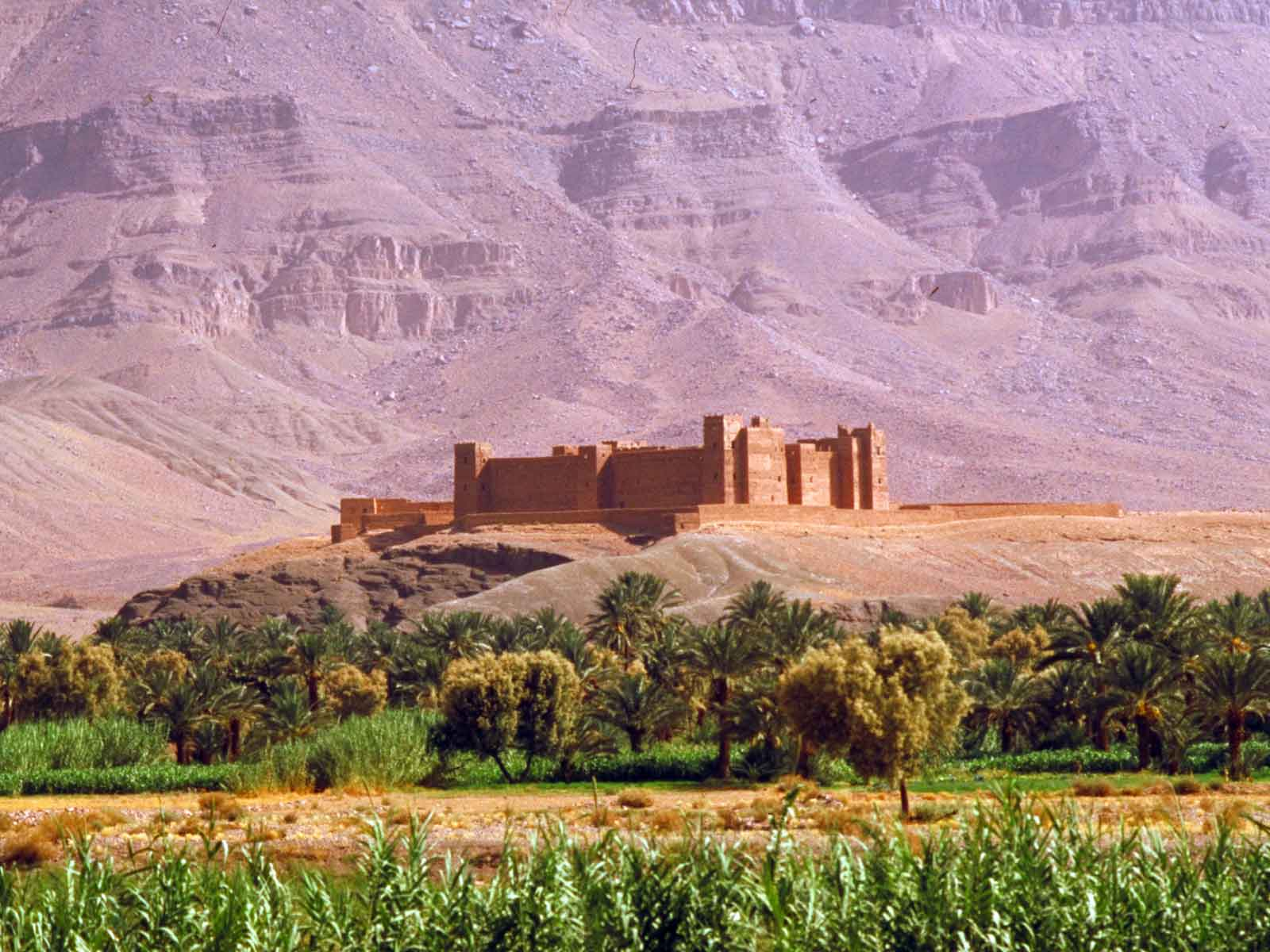 private 2 days Marrakech to Zagora desert tour