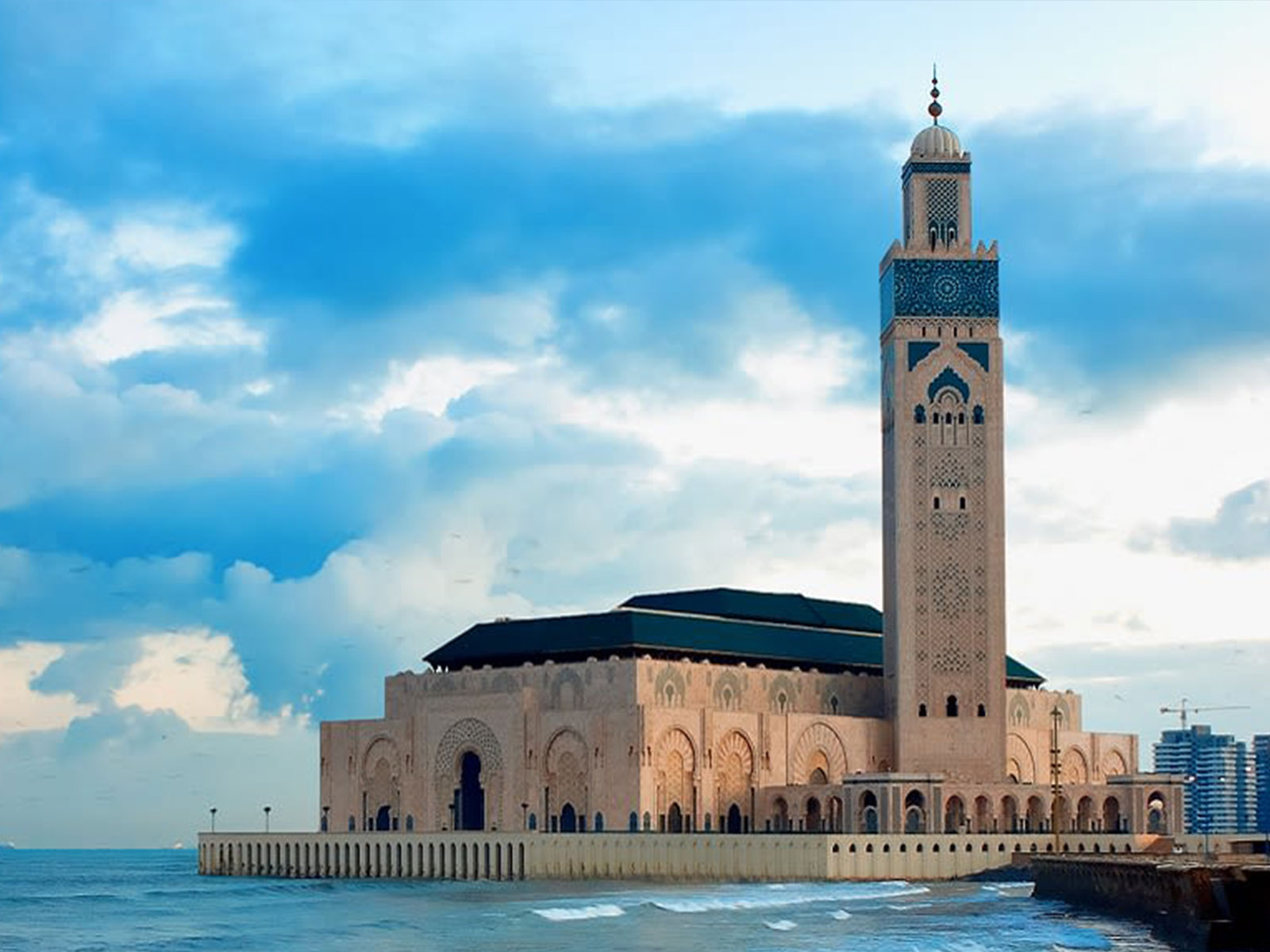 Full day tour to Casablanca departing from Marrakech