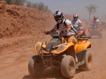 Quad bikes rentals Marrakech