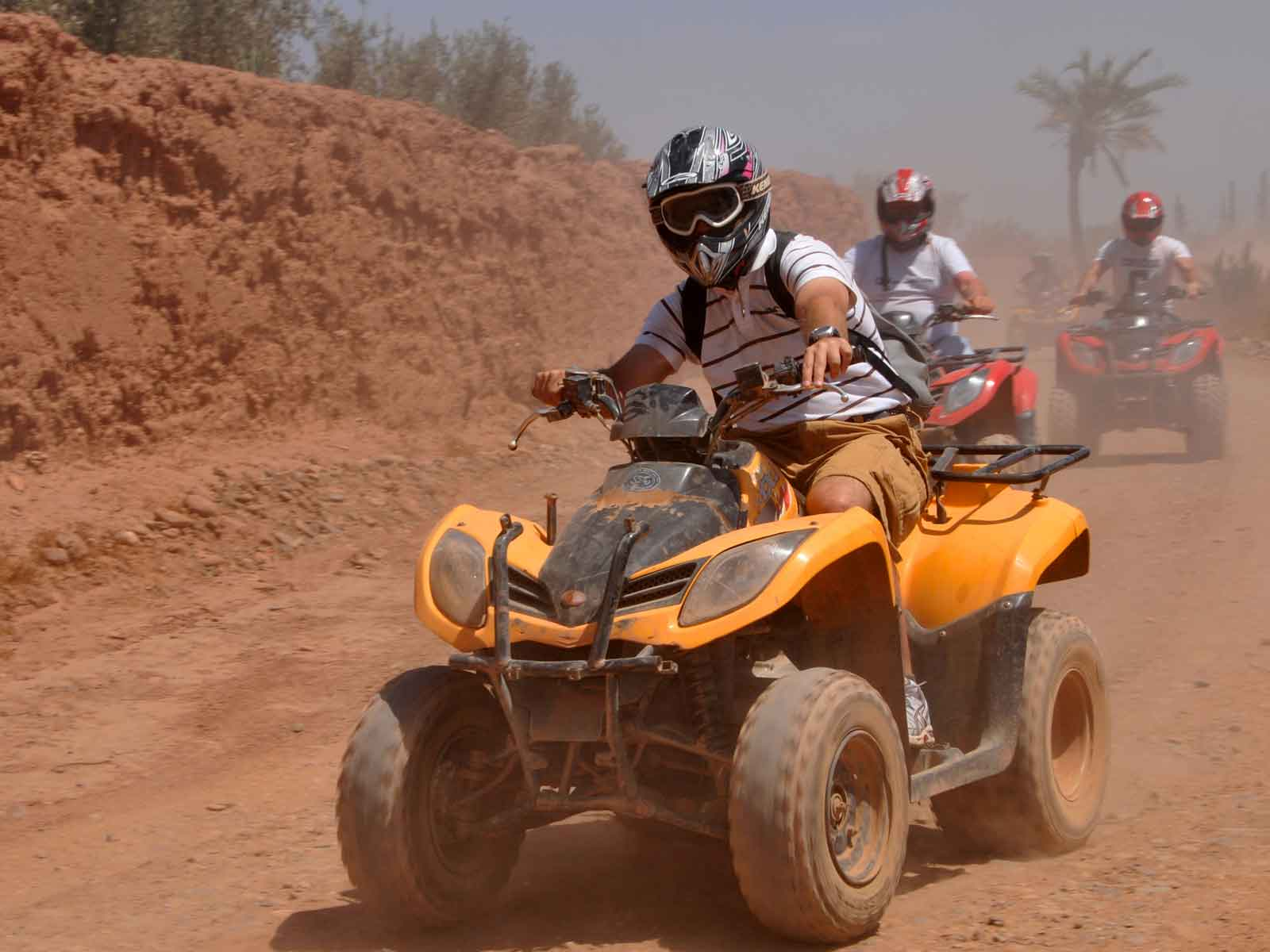 Quad bikes hire Marrakech