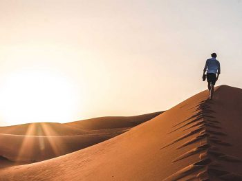 shared 3-day desert tour from Marrakech to Fes