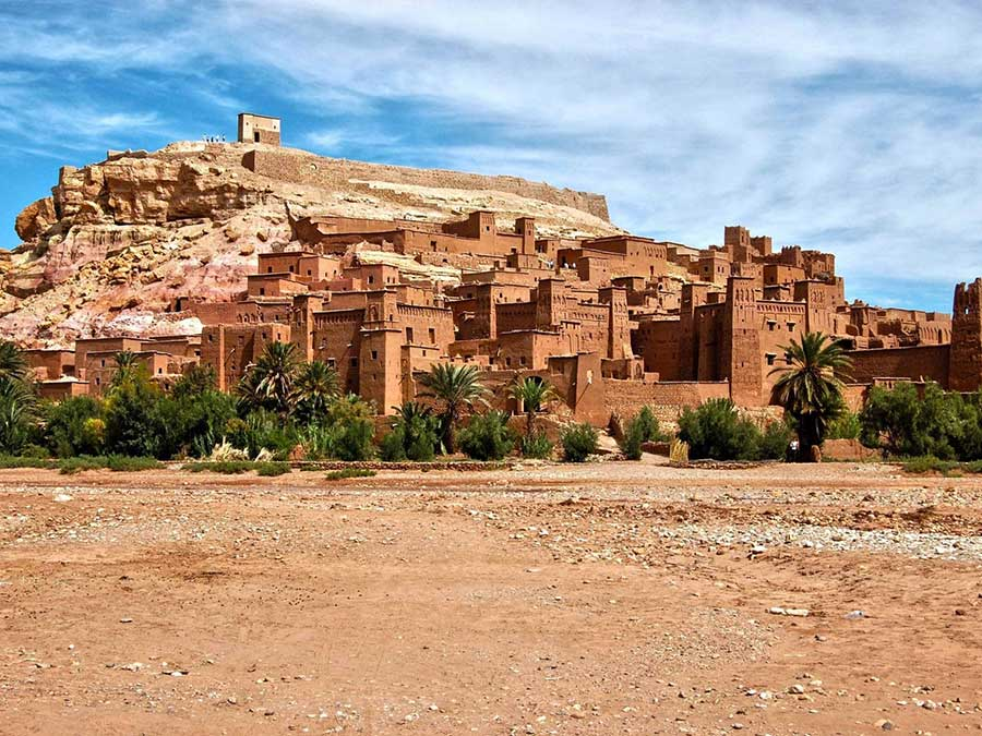 shared Morocco desert tour from Marrakech to Fes