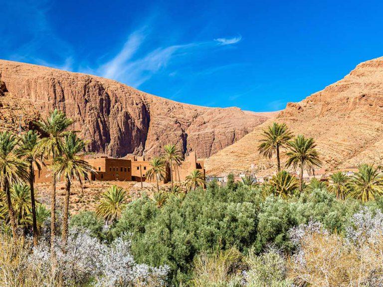 Morocco Sahara desert tour from Marrakech to Fes
