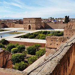 El Badi Balace Marrakech