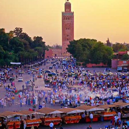 Jamaa Elfna Square Marrakech
