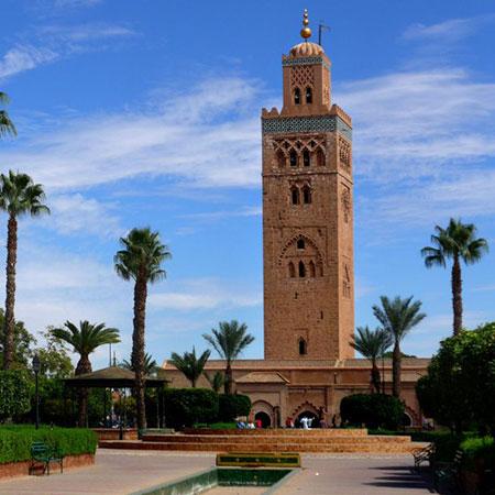 La Koutobia Mosque Marrakech
