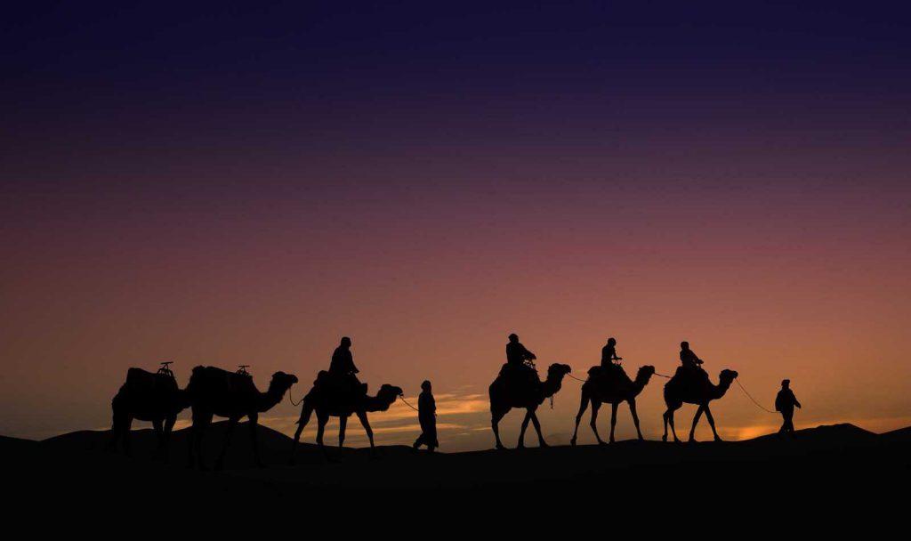 Morocco Sahara desert tour from Marrakech