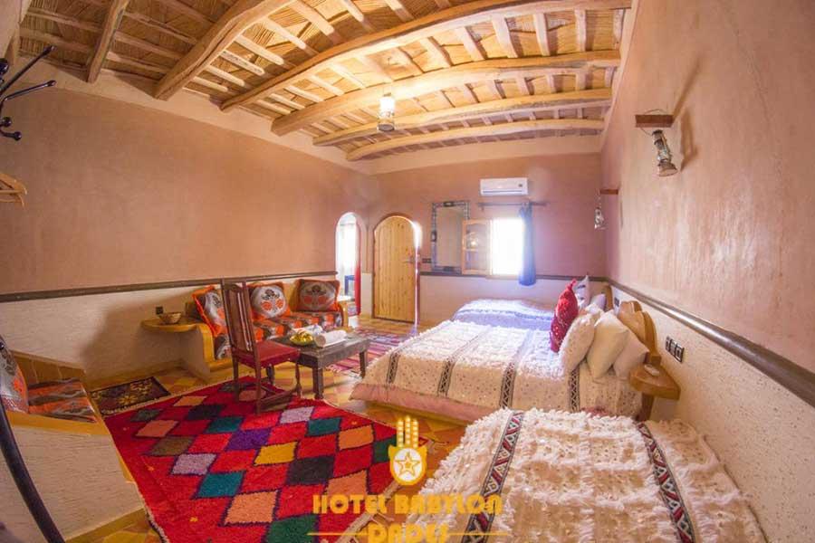 Hotel Babylon Dades Valley