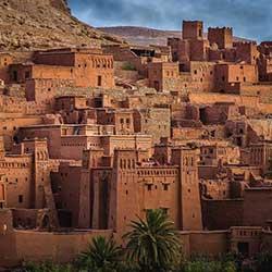 Kasbah Ait Ben Hadou Morocco